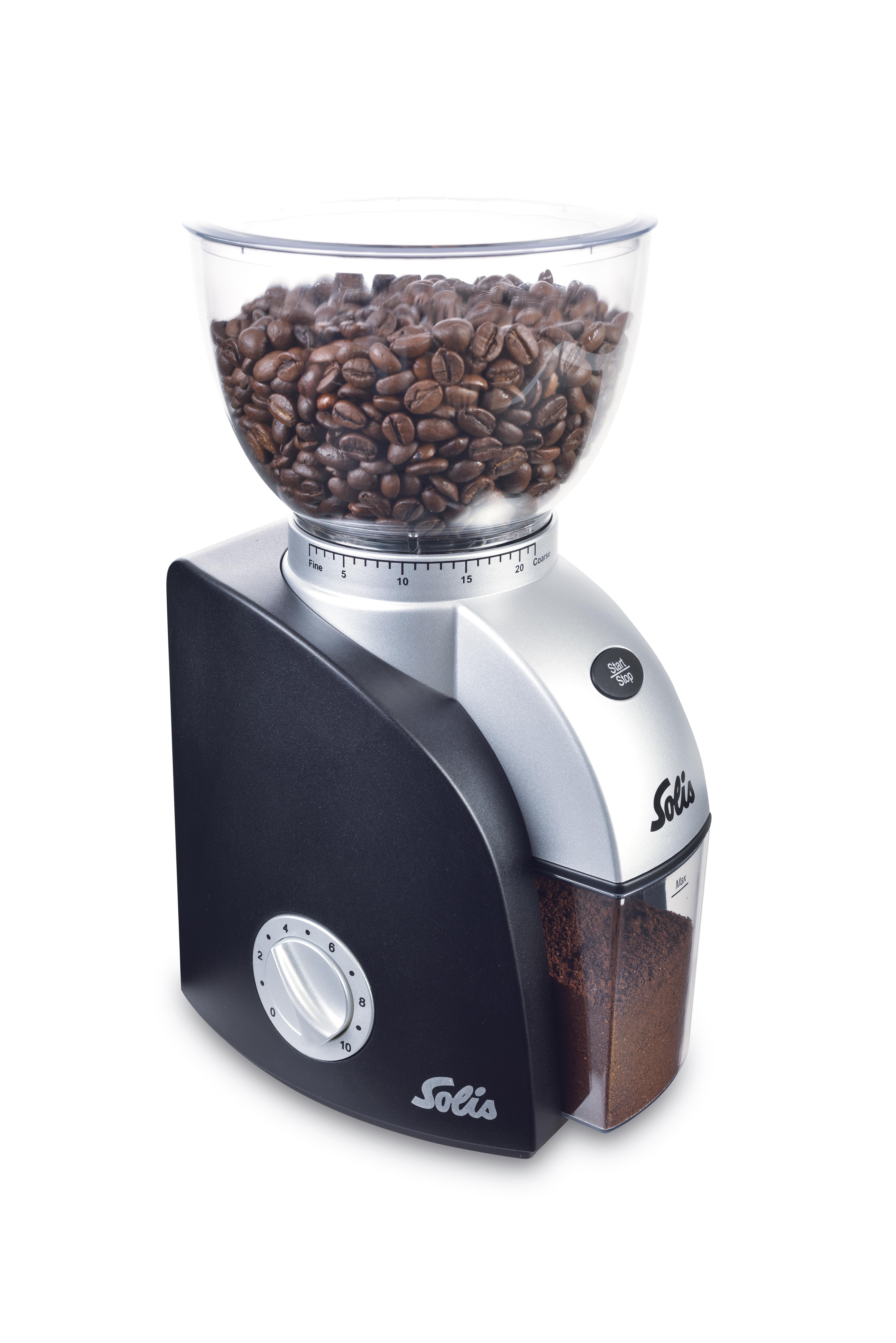 SOLIS Kaffeemahlwerk Scala PLUS