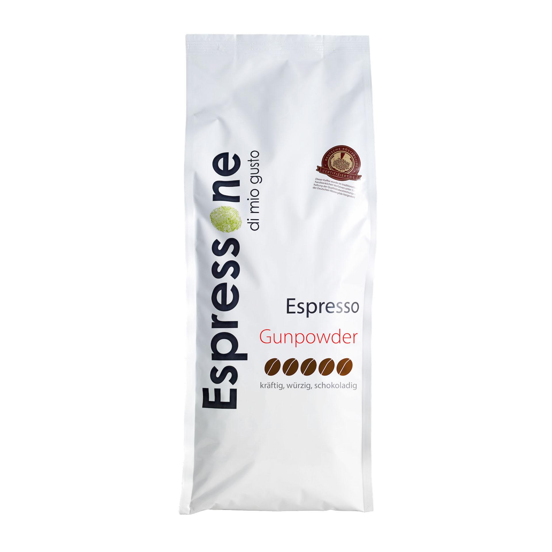 Espressone Gunpowder - 1kg