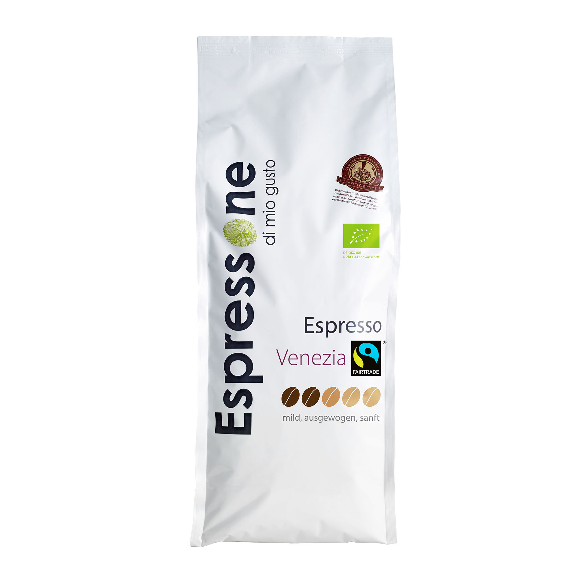 Espressone Bio-Fairtrade Venezia