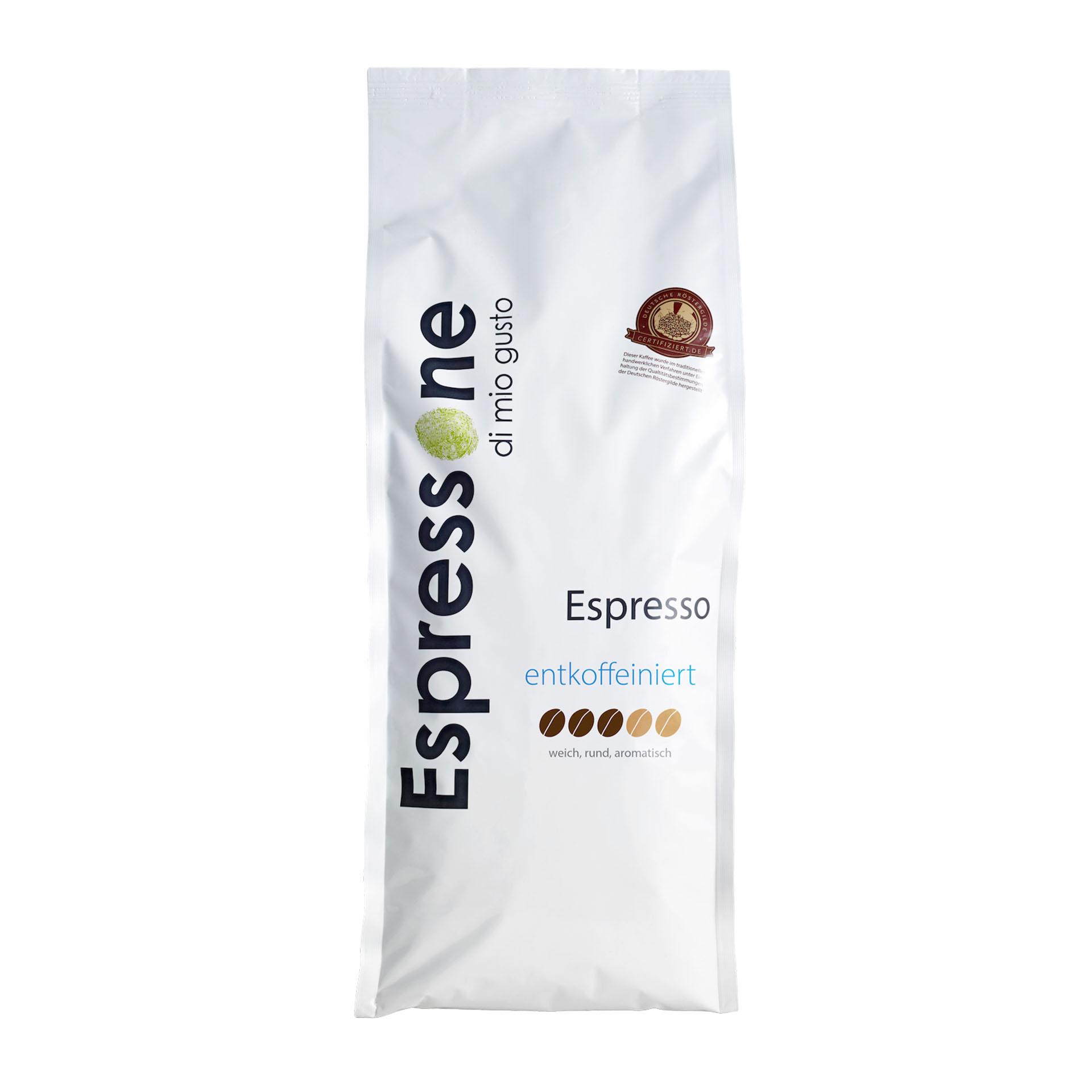 """Espressone """"entkoffeiniert"""""""